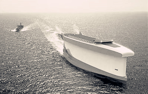 复合材料舰船