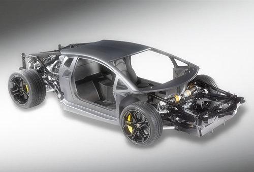 碳纤维汽车架