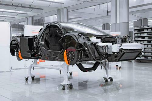 碳纤维汽车部件