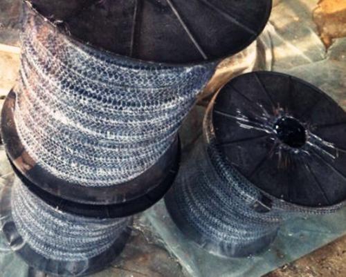 碳纤维密封盘根