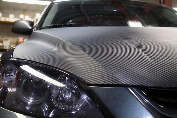 碳纤维引擎盖
